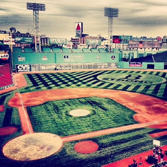 Fenway Park - The cathedral of Boston