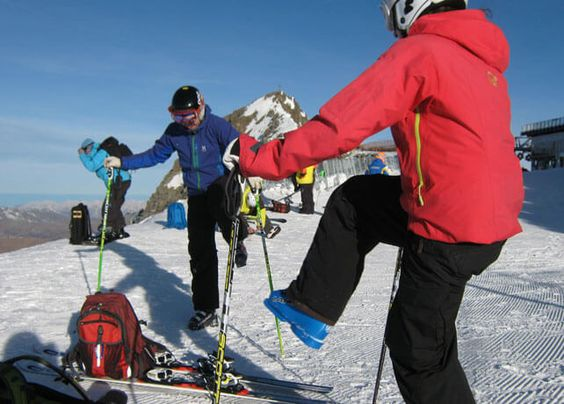 Is It Possible to Get Ski Fit Quickly? | Welove2ski