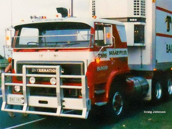 photo by secret squirrel | Classic of the day Towns Haulage … | Flickr