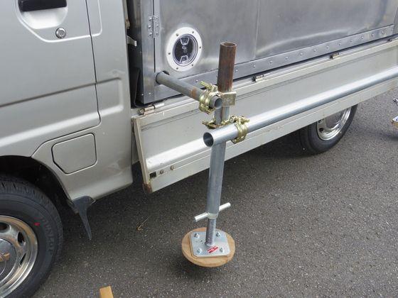 取り外すべぇ 軽キッチンカー製作 キッチンカー 自動車 カー