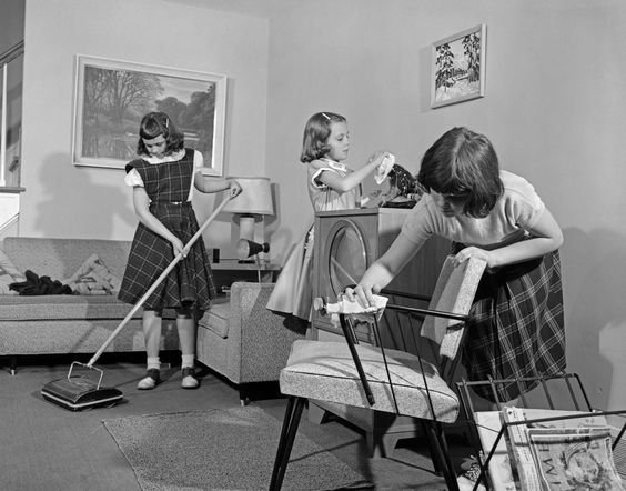 Kids Whose Parents Make Them Do Chores Are More Successful- TownandCountrymag.com