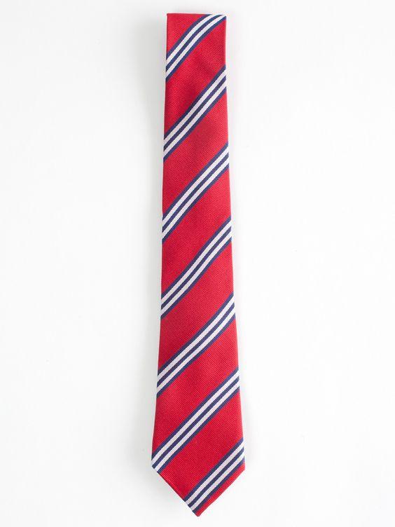 Cravate Classique en Soie | Boutique en ligne American Apparel