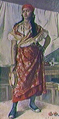 A Cigana - Enciclopédia Itaú Cultural