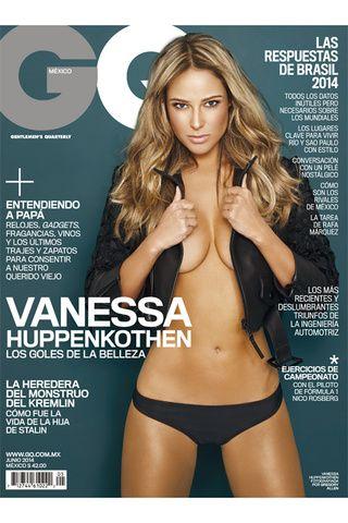 La guapa Vanessa Huppenkothen engalana la portada de junio ...