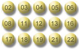 Lotofacil 957 – Resultado 18/09/2013