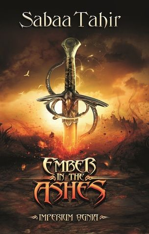 An Ember in the Ashes by Sabaa Tahir (Polish)