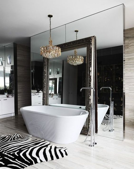 chic bathroom | photo sharyn cairns