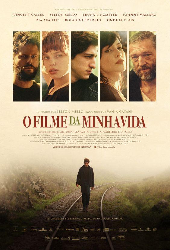 O Filme da Minha Vida (dir. Selton Mello, 2017)