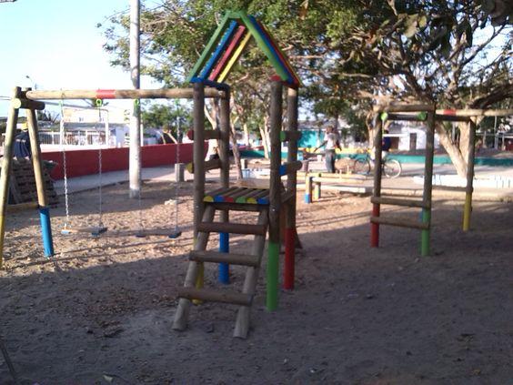 La Playa, Donación de Argos