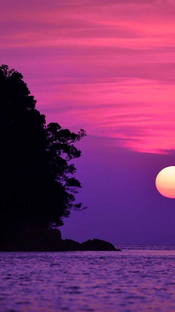 Papeis De Parede Tumblr Para Celular Sky Aesthetic Nature Photography Sunset Wallpaper Beautiful wallpaper island sunset