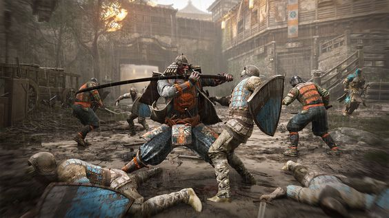 For Honor - Guerra