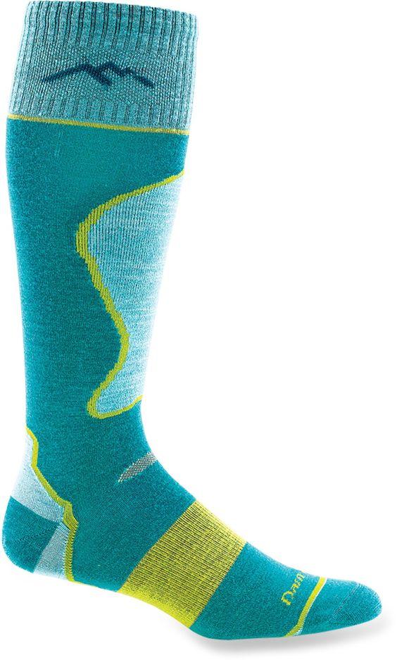 Darn Tough Padded Cushion Ski/Ride Socks - Women's at REI.com