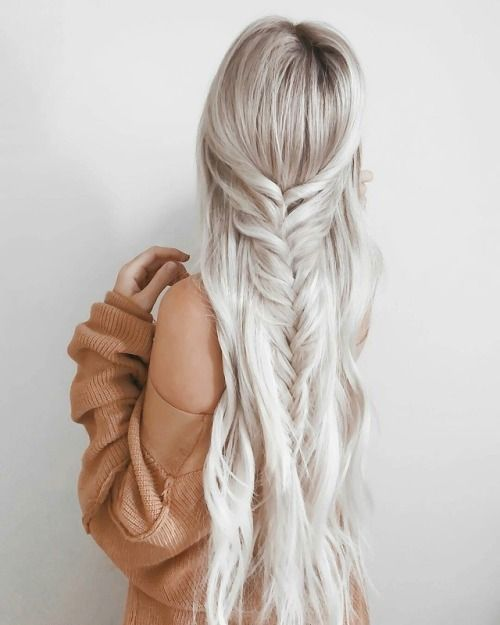 Photo Http Www Qunel Com Fashion Street Style Beauty Makeup Hair Men Style Womenswear Shoes Jacket Hair Styles Braided Hairstyles Cool Hairstyles