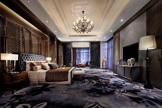 LUXURY AT PEEK- 35 FASCINATING BEDROOM DESIGNS Luxurious - elegantes himmelbett joseph walsh