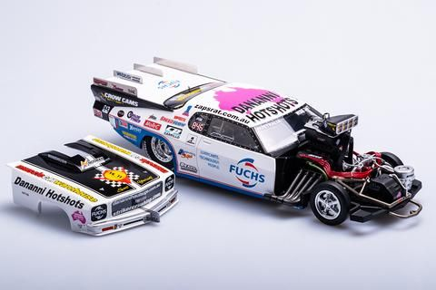 John Zappia S Doorslammer Diecast Diecast Model Cars Scale Models Cars