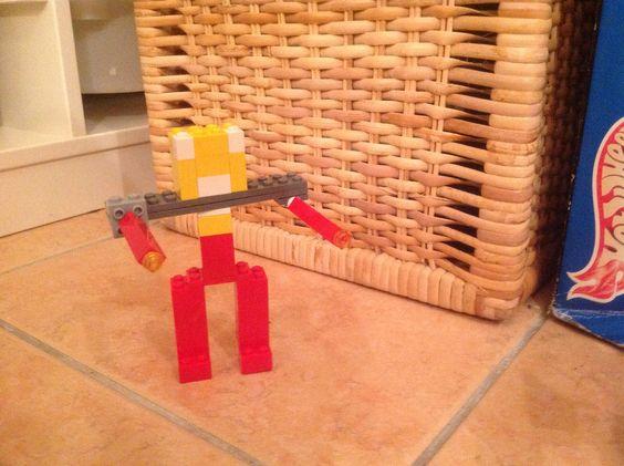 Lego robo king!