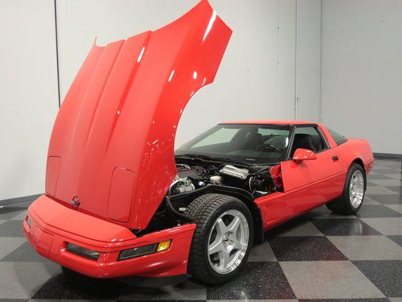 95 Corvette Corvette Chevrolet Corvette Corvette Summer
