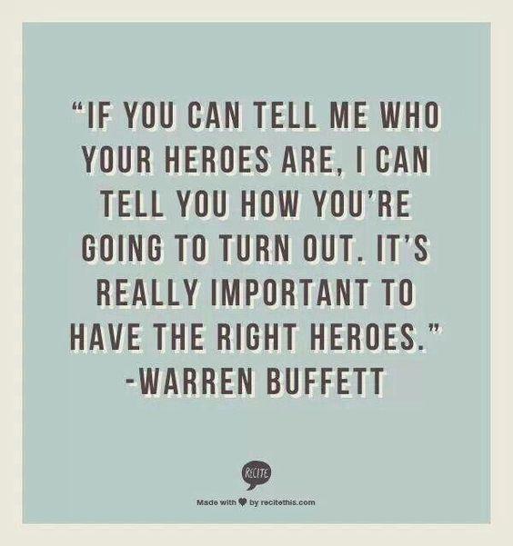 Quote - Warren Buffett
