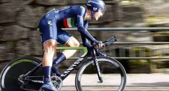 Adriano Malori vince l'argento  nella cronometro dei Mondiali http://goo.gl/YvtIl8