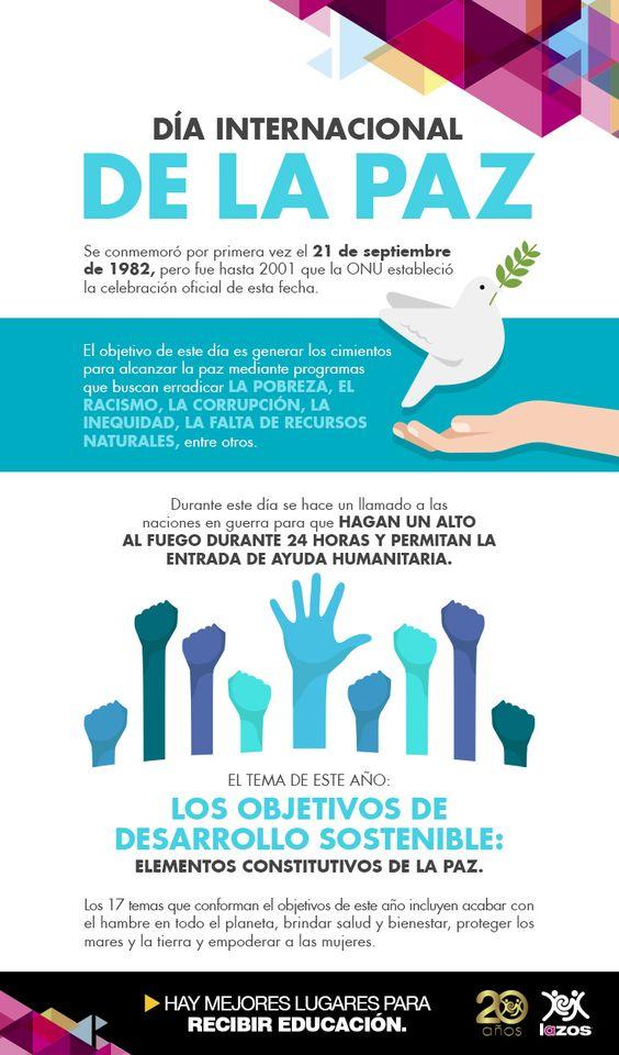#DíaInternacionalDeLaPaz #México #ONU