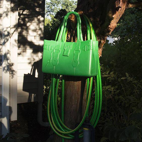 "Great Bag Co. on Instagram: ""DIYVersaille #GreenGardens #GrassGreen #ModelM #emerald #GreatBagCo #GreatBag"""