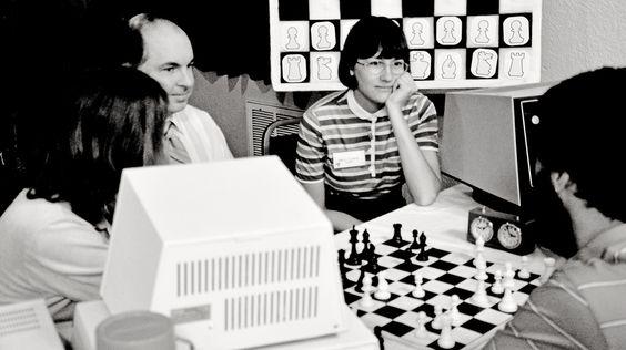 Computer chess Andrew Bujaleski