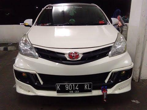 Modifikasi Mobil Avanza Minimalis Dan Elegant Car Modification Youtube Modifikasi Mobil Mobil Toyota