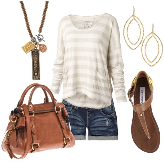 LOVE this.: Outfit Idea, Dream Closet, Cute Outfits, Spring Summer, Summer Outfits, Summer Nights, My Style, I D Wear