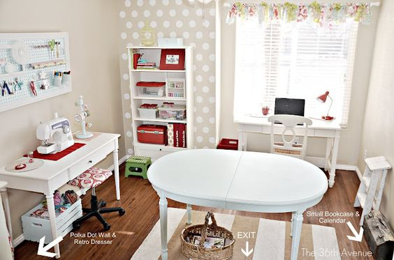 may rethink where my current craft room/office is...do the kids really need a playroom? Psh: