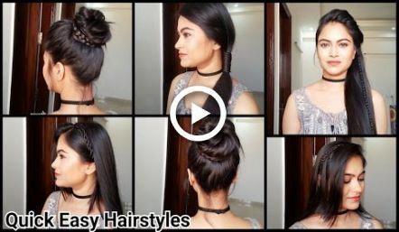 Indische Frisuren Fur Langes Haar In 2020 Indian Hairstyles