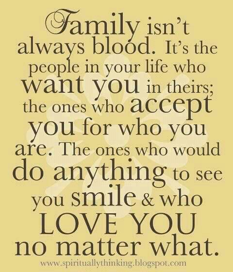 For all of my framily, and my best friends