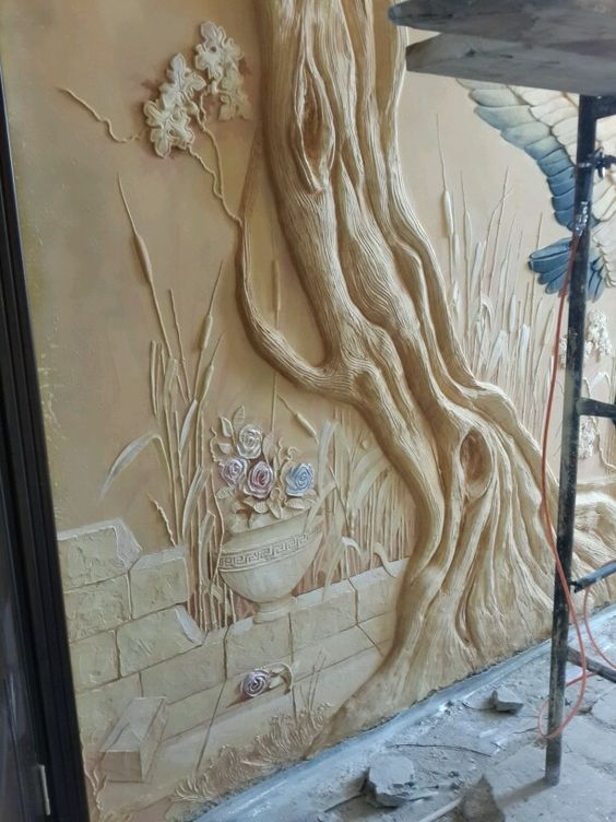 Amazing Diy Brick Walls Ideas Plaster Wall Art Drywall Art Plaster Art