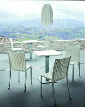 mobilier de restaurant terrasse mobilier restaurant bar terrasse pinterest restaurant. Black Bedroom Furniture Sets. Home Design Ideas
