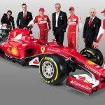La Ferrari presenta la nuova monoposto: la SF15-T
