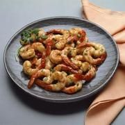 Oven-baked shrimp is one of the better ways to cook shrimp. Frying and grilling shrimp causes flavor and moisture loss, which can make the shrimp turn out rubbery after it cooks. Cooking shrimp in the oven preserves the natural flavors you'll savor, long after you finish eating. For the best results, use fresh shrimp, which is unfrozen and still...