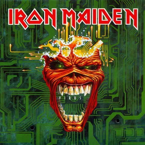Iron Maiden - Virus (Promo).jpg (1280×1280)