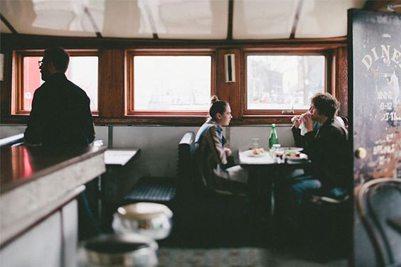 Diner in Brooklyn, NY