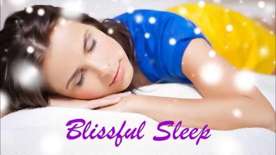 Blissful Sleep, music for a calm and peaceful sleep