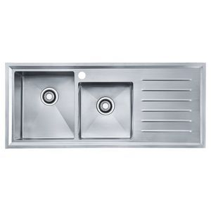 Franke Vela Sink With Right Hand Drain 1 3/4 Bowl