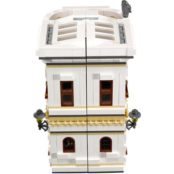 Khu mua sắm của thế giới phù thủy | LEGO | Đồ chơi lắp ráp LEGO | 123.vn