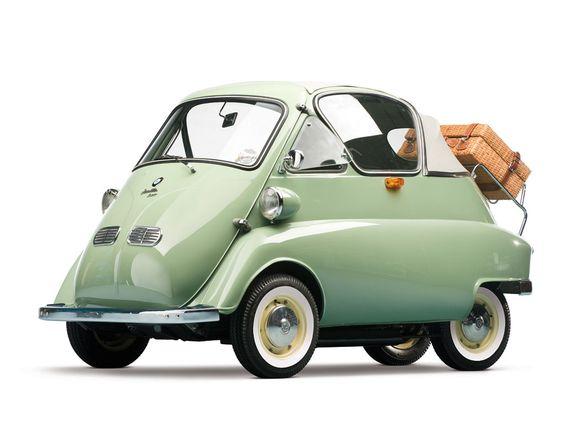 BMW 1956 Iseta