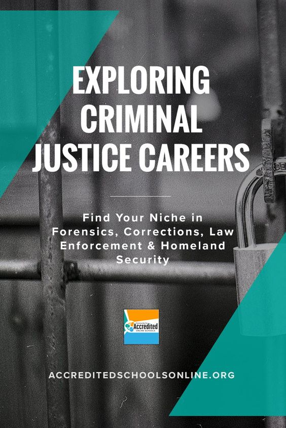 Criminal justice refers to the system by which a society maintains social order, controls crime and keeps citizens safe. The field of criminal justice provides career paths for corrections officers, homeland security advisors and financial crime investigators, just to name a few. This guide goes deeper into employment opportunities by outlining education and job requirements and providing an overview of salary and job growth projections.