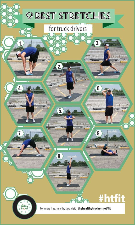 9 Best Stretches to Loosen Up Sore Muscles