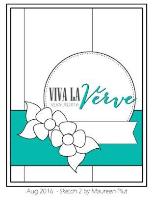 Viva la Verve Sketches: Viva La Verve August Sketch 2 Recap and Viewfinder