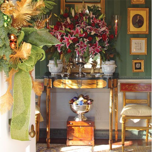 Stiles T. Colwill - Halcyon Farm - gorgeous antiques and lillies
