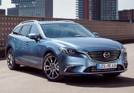 مازدا 6 واغن 2017 للعائلة الأنيقة موقع ويلز Volkswagen Cc Mazda Mazda 6 Wagon