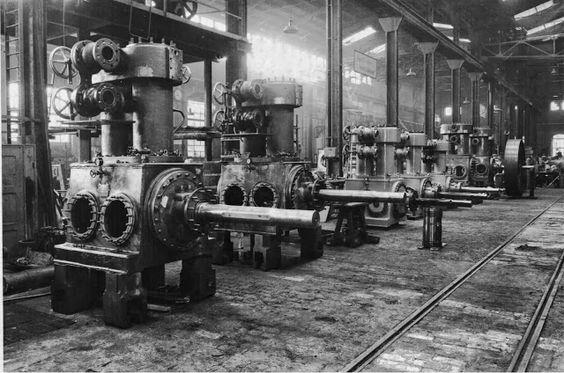 Bau und Giessereimaschinen Merseburg