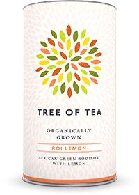 Gesunder Bio Rooibos Tee mit Lemon online kaufen