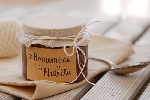 coffee-and-wood:  Homemade nutella