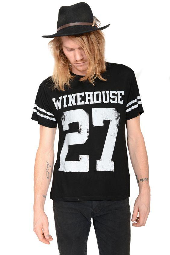 27 CLUB WINEHOUSE (Unisex)